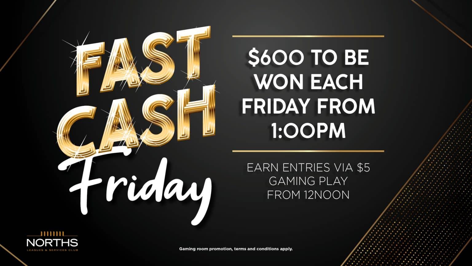 Fast Cash Friday