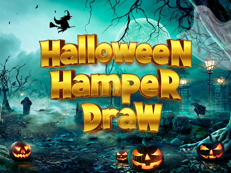Halloween Hamper Draw