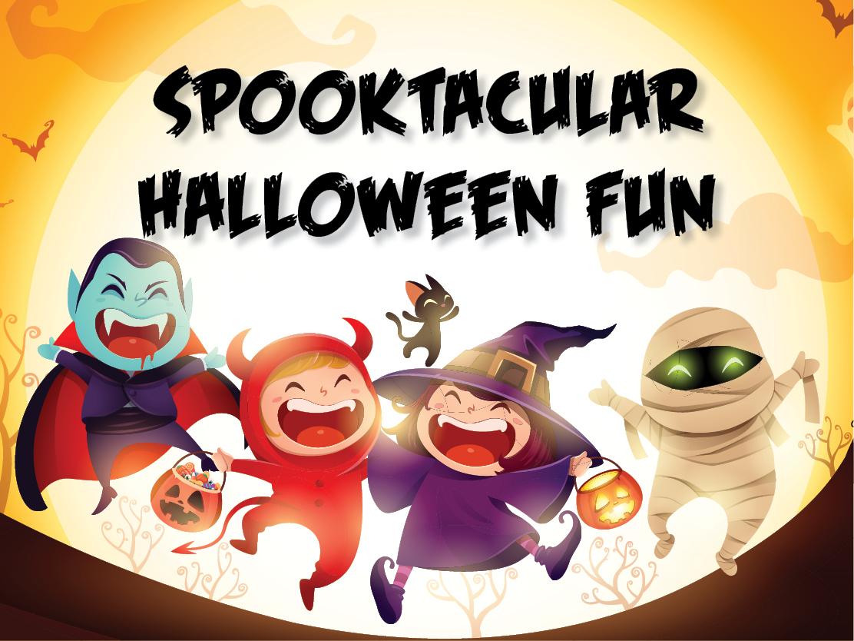 Spooktacular Halloween Fun
