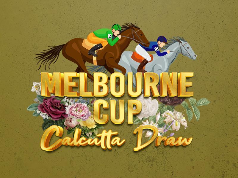 Melbourne Cup Calcutta Draw